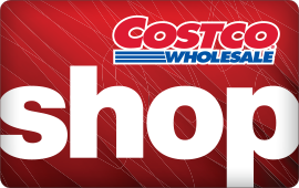 Costco Shop Card